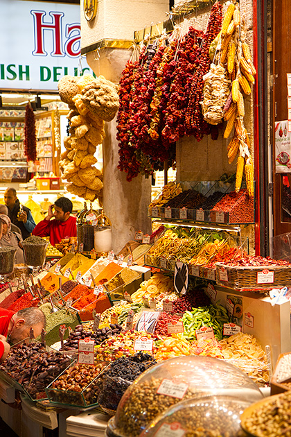 Markets-Of-Istanbul