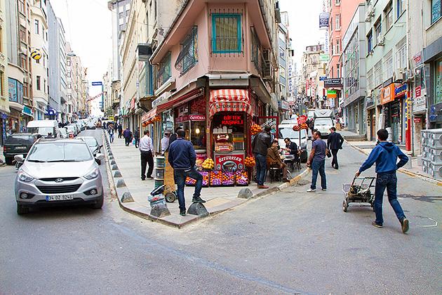 Köfte Istanbul