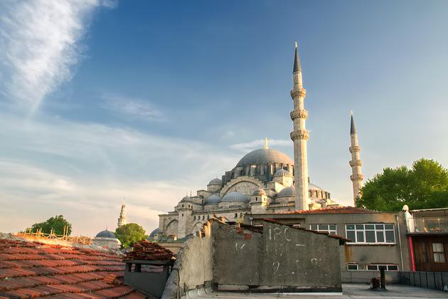 Süleymaniye Istanbul