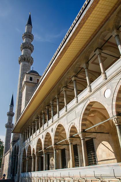 Süleymaniye Minaret
