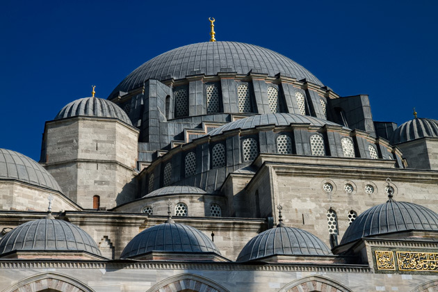 Süleymaniye Mosque Postcard