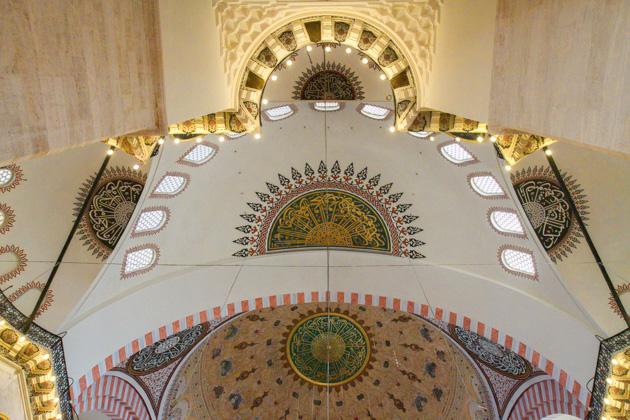 Süleymaniye Domes
