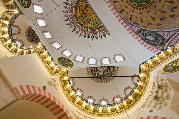 Süleymaniye Ceiling