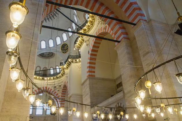 Süleymaniye Lights