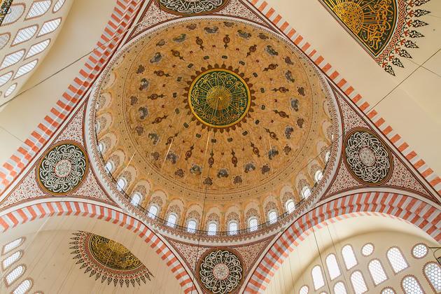 Süleymaniye Ottoman Architecture