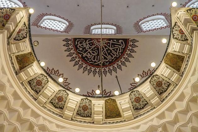Süleymaniye Architecture