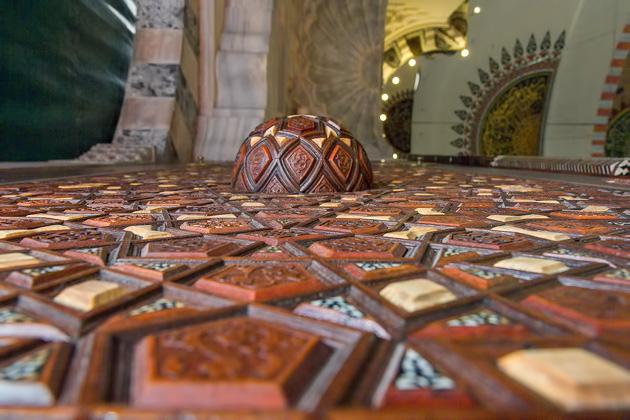 Süleymaniye Knob