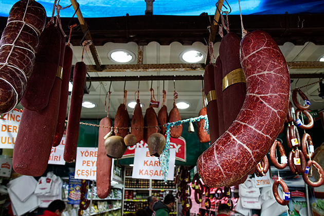Giant-Turkish-Sausage