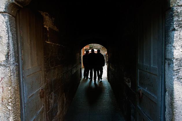 Haman-Entrance