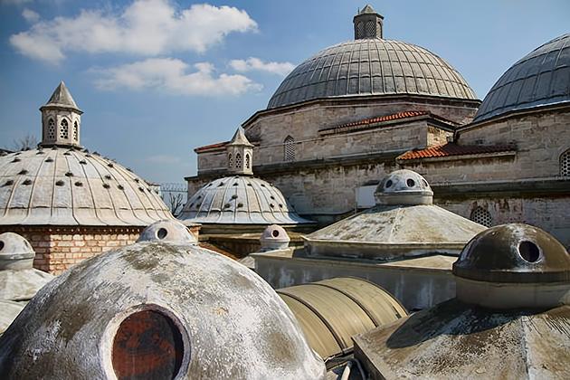 Istanbul-Hamam-Roof