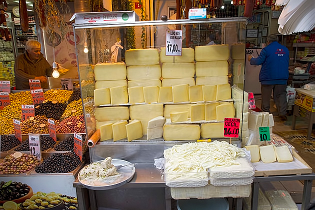 Turkish-Cheeses