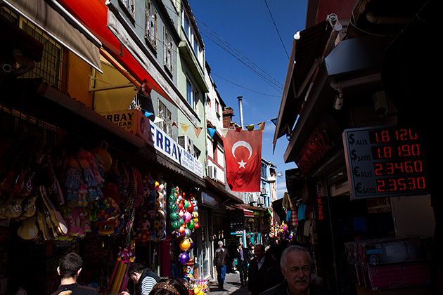 Turkish-Shopping-Street