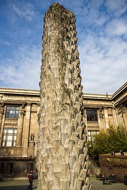 Artichoke-Column