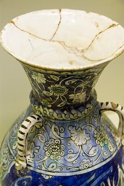 Ceramic Vase Istanbul