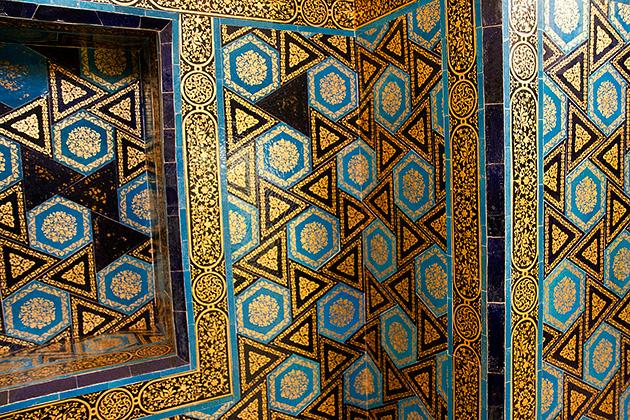Ottoman-Tiles
