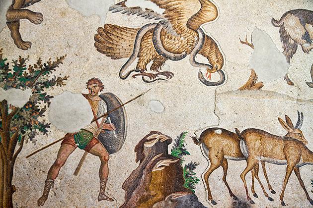 Hunting Mosaic