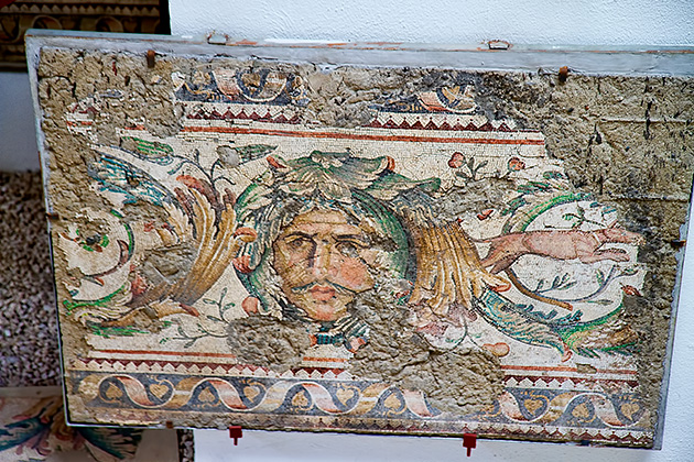 Istanbul-Mosaic-Head