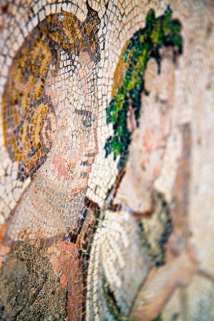 Mosaic Boy