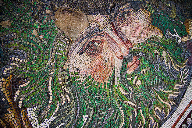 Mosaic-Head-Istanbul
