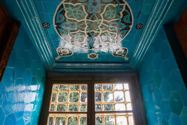 Tomb of Bursa Info