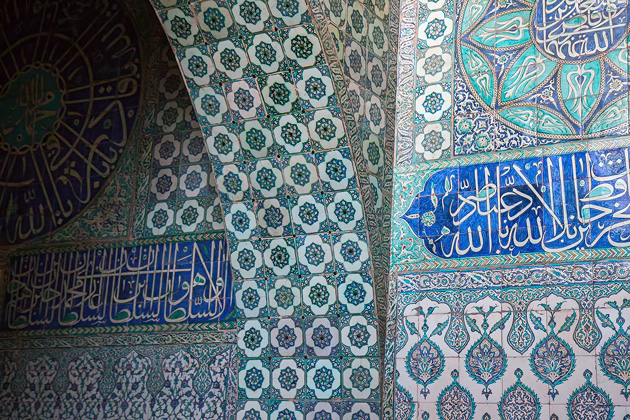 Blue Tiles Istanbul