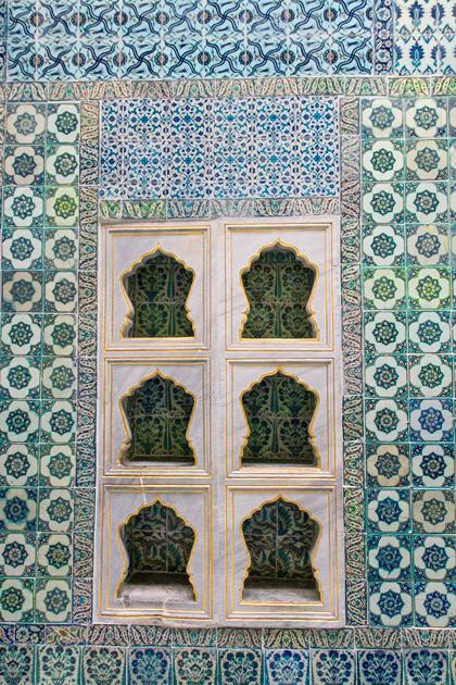 Tiles Design Istanbul