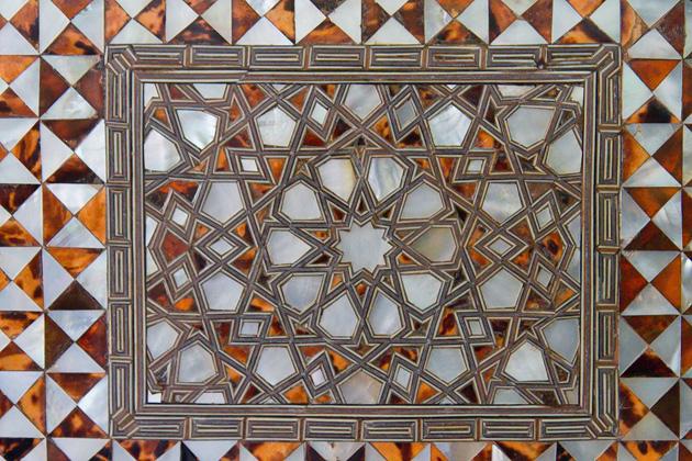 Wood Art Design Topkapi Palace Istanbul