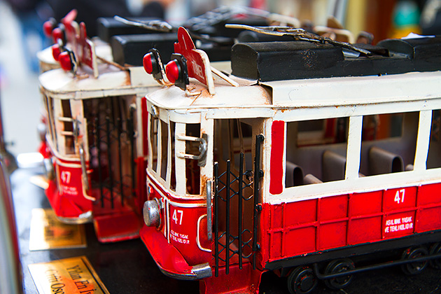 Tram-Souvenir