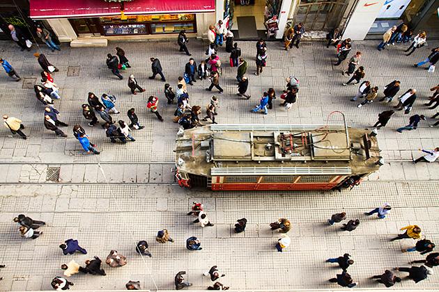 Tram Tourism