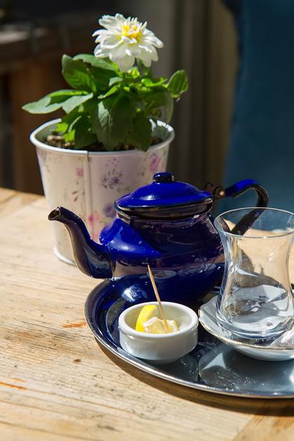 Istanbul Tea Time