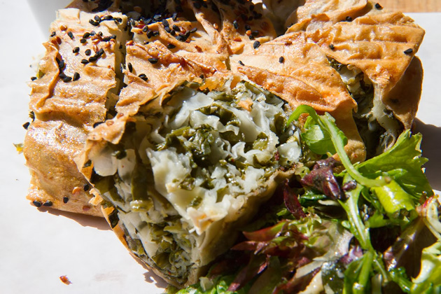 Spinach Börek