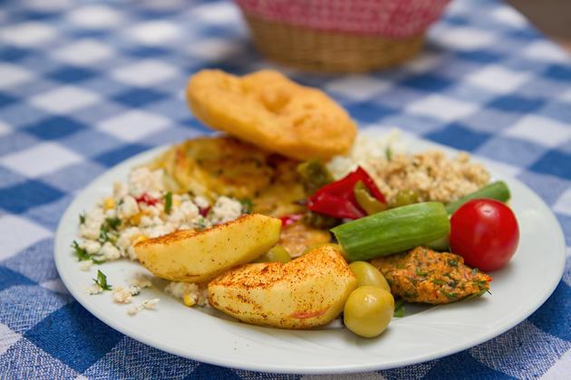 Breakfast Buffet Istanbul