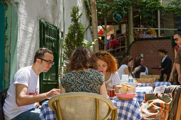 Breakfast Sunday Istanbul