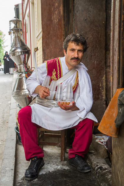 Turkish Mustache