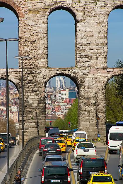 Aquädukt Istanbul