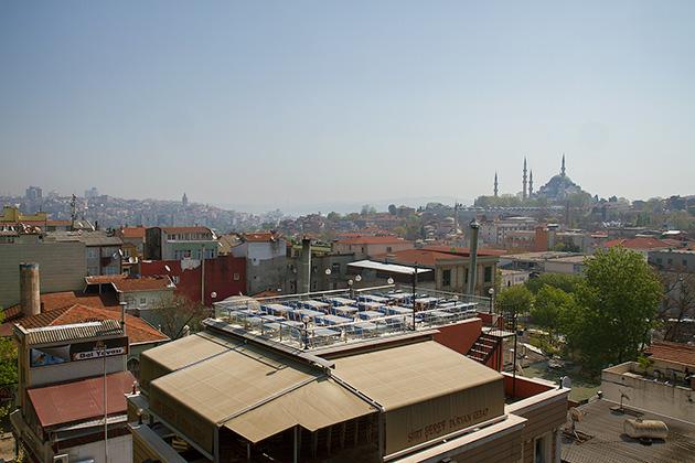 Istanbul-Terraces