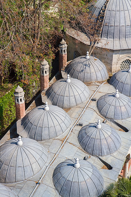 Roof-Domes-Istanbul