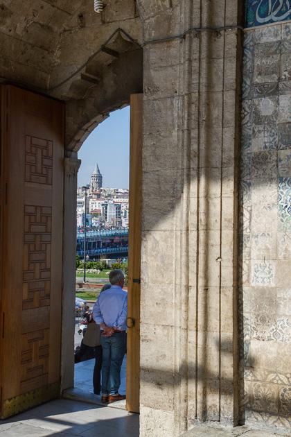 Galata Tower Yeni Camii