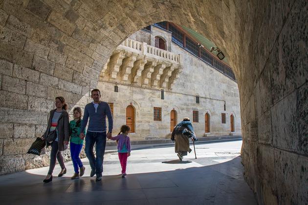 Yeni Camii Tunnel