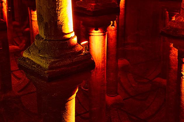 Cistern-Columns
