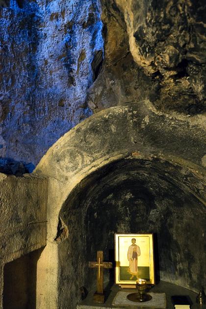 Šipokno and the Cave Church of Sv Stefa