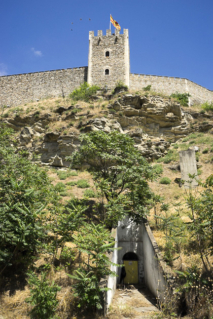Fortress Skopje