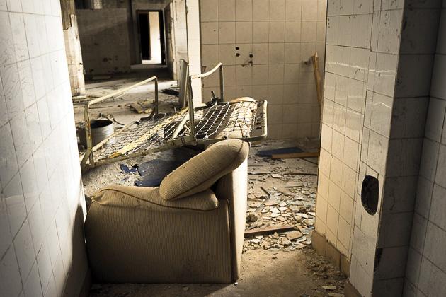 Hotel Ruins Europe Respa