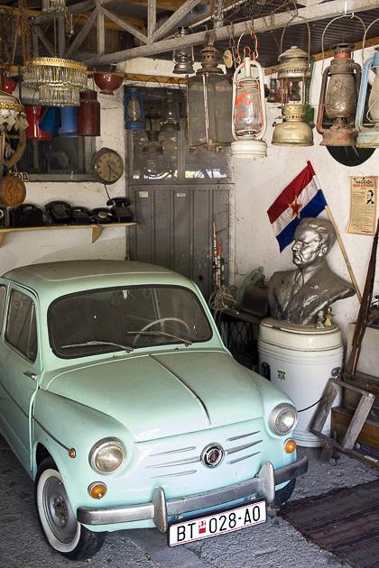 Krklino Auto and Ethno Museum