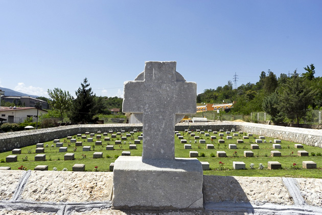 Macedonia's Foreign Cemeteries from the Great War
