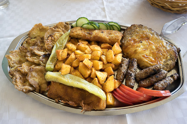 Food From Macedonia