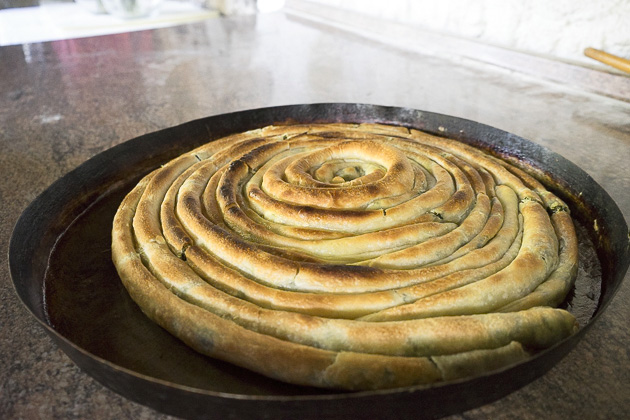 Macedonian Pita