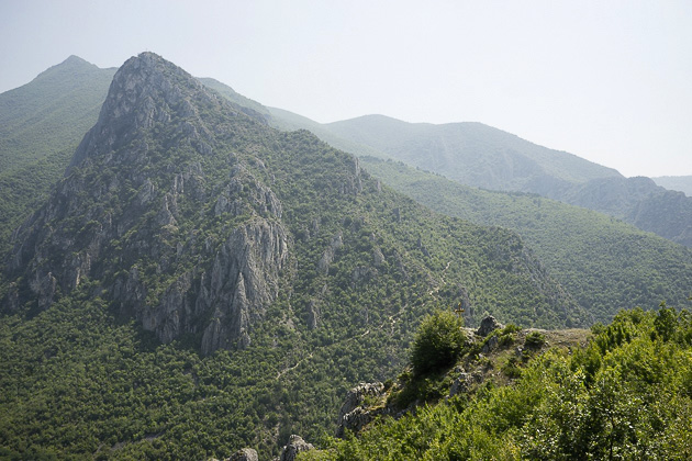 Hiking to the Monasteries of Matka