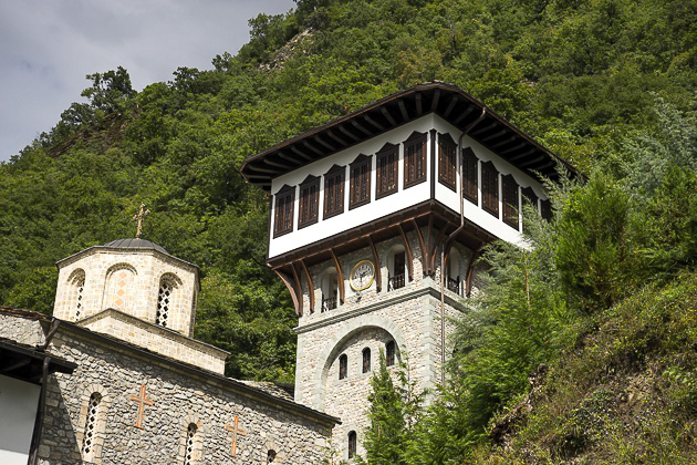 Mavrovo's Monastery of St. John the Baptist