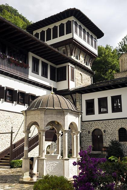 Mavrovo's Monastery of St. John the Baptist